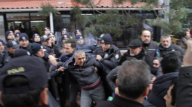 Ankara'da polis şiddeti: Kızılay protestosunda 19 gözaltı!