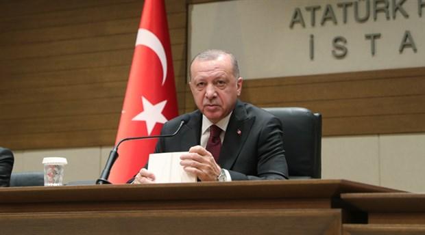 Erdoğan: 30-35 Suriyeli etkisiz hale getirildi