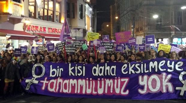 HSK sorumlu ararken 57 kadın öldürüldü
