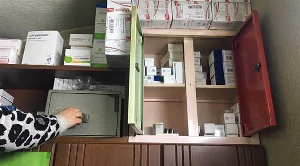 Doktor ve eczanelere renkli reçete operasyonu: 12 gözaltı