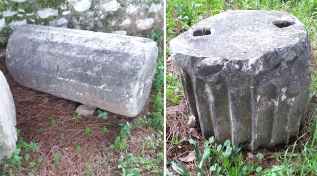 Aydın'da jeotermal çalışmaları tarihi eserlere zarar veriyor