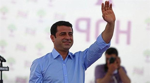 HDP üyeliği düşürüldü: Demirtaş'a siyasi yasak