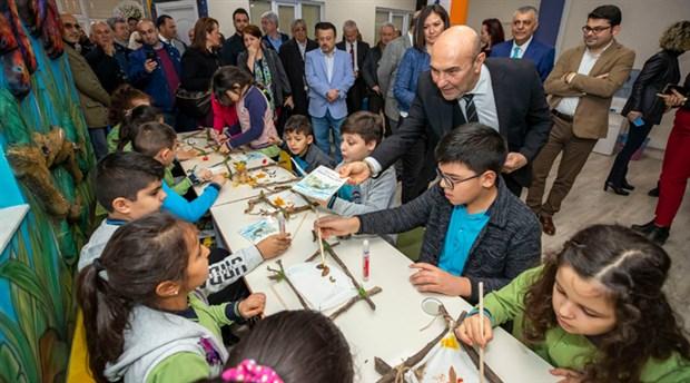 Kültürpark Çocuk Keşif Atölyeleri Merkezi açıldı