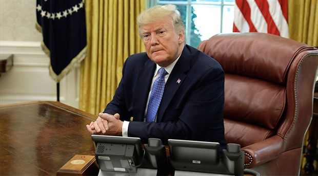 Senato'da aklanan Donald Trump'tan ilk açıklama