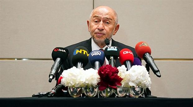 TFF Başkanı Nihat Özdemir: Herkes bizi suçluyor