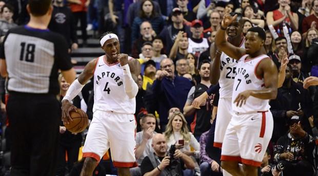 Toronto Raptors, tarihinde ilk kez üst üste 12 galibiyet aldı