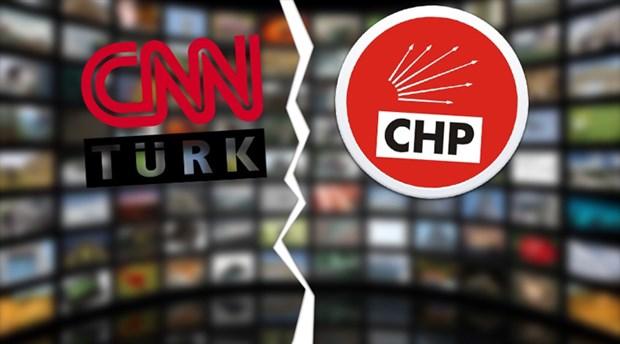 CNN Türk'ten CHP'nin boykot kararına ilişkin açıklama