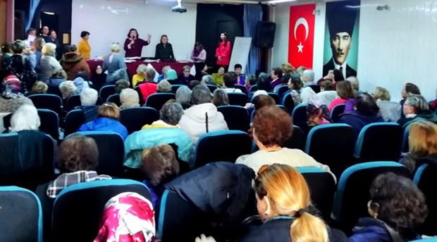 İzmir Dikili'de Kent Konseyi Kadın Meclisi kuruldu