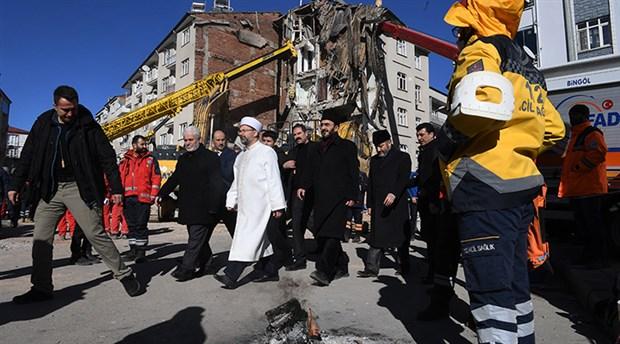 Elazığ depreminin ardından 96 milyon lira yardım toplandı