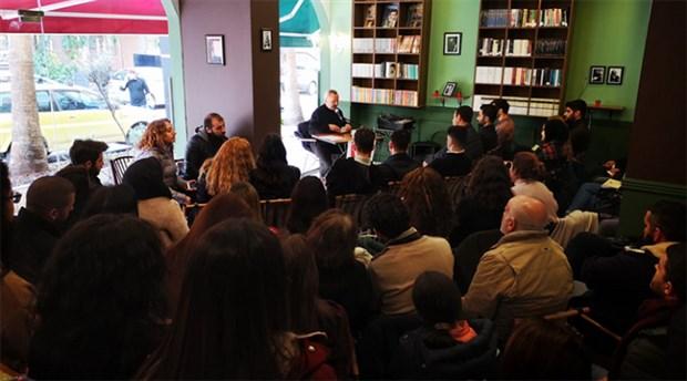 Şükrü Erbaş, YOL Kültür'de okurlarıyla buluştu