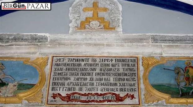 Türkçe konuşup Grekçe yazan halk Ortodoks Karamanlılar