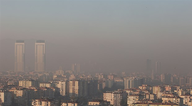 Aydın'da hava kirliliğinde sınır değer aşıldı