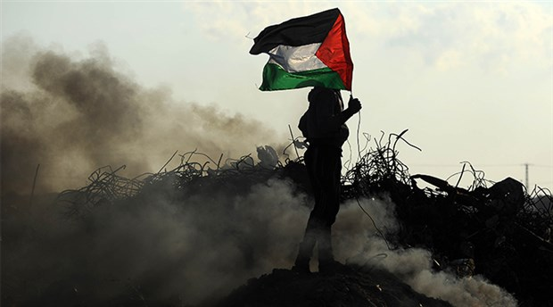 Bu harita Filistin'i silemez