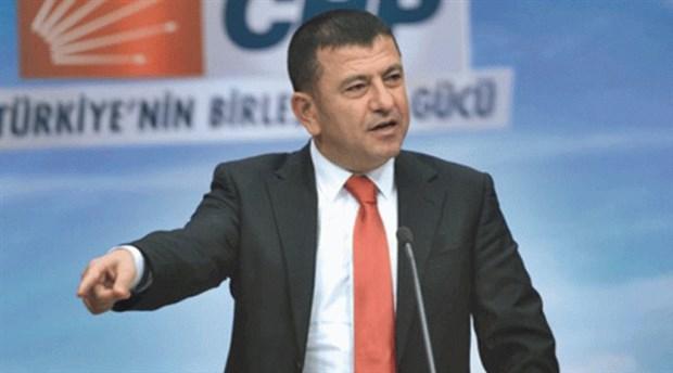 CHP'li Ağbaba: Neredeyse İzmir nüfusu kadar işsizimiz oldu