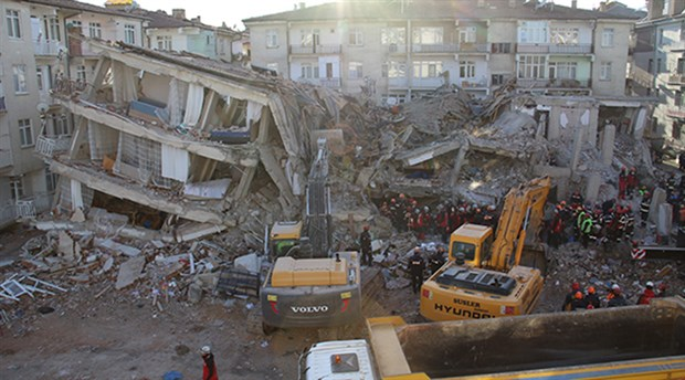 Deprem en acil görevimiz