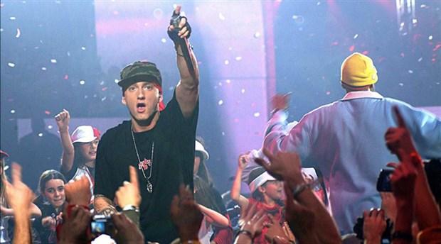 Oscar 2020 | Eminem 17 yıl sonra şarkısını sansürsüz söyledi