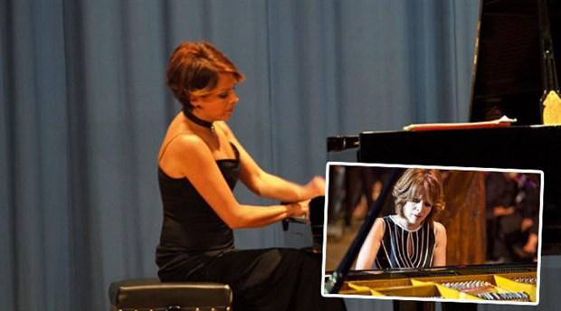 'Oyuncaklarla değil piyanoyla vakit geçirdim'