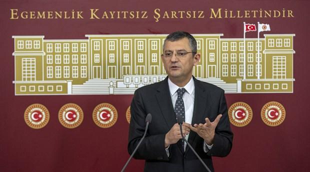 CHP'li Özel'den Erdoğan'a: Çamuru karşı tarafa atmadan iyi düşünün