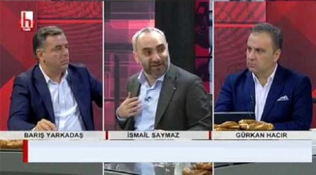 Halk TV ekibinden Burhan Kuzu'ya yanıt