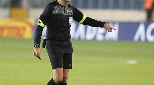 Süper Lig'de 22. haftanın hakemleri belli oldu