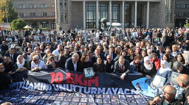 10 Ekim Katliamı davasında deliller gizleniyor
