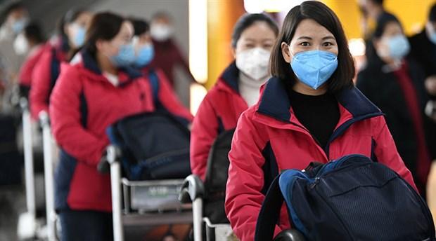 Çin'de koronavirüs nedeniyle son 24 saatte 242 kişi yaşamını yitirdi