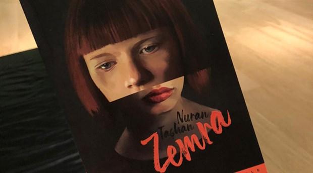 Nuran Taşhan'ın ilk kitabı 'Zemra' çıktı