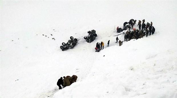 CHP'den çarpıcı çığ raporu: İhmaller yaşandı, iş makineleri tetikledi!