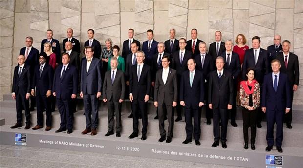 NATO'nun gözü Irak'ta