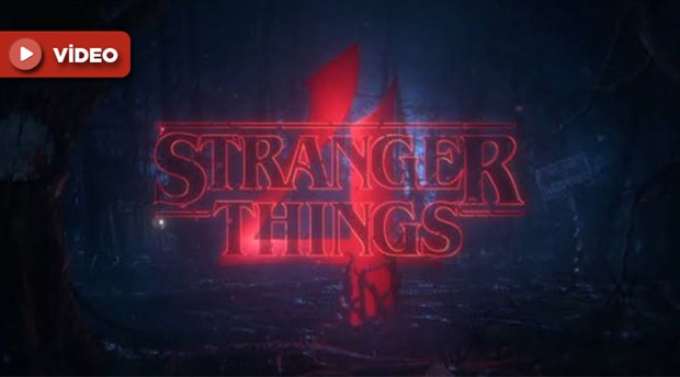 Stranger Things'den yeni video: Burası kesinlikle ama kesinlikle Hawkins değil