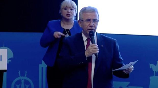 Türkiye'de ilk: Mansur Yavaş, 'Başkent Mobil' uygulamasını tanıttı
