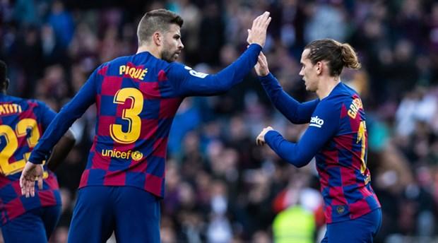 Barcelona, Getafe karşısında hata yapmadı