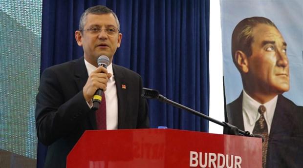 CHP'li Özel'den İş Bankası açıklaması: Dokunanları pişman edeceğiz