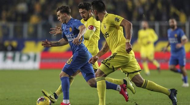 Fenerbahçe, Ankaragücü deplasmanında kayıp