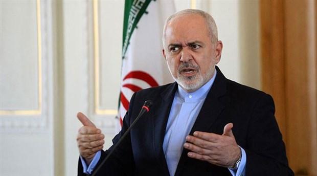 İran Dışişleri Bakanı Zarif'ten düşürülen Ukrayna uçağına ilişkin açıklama