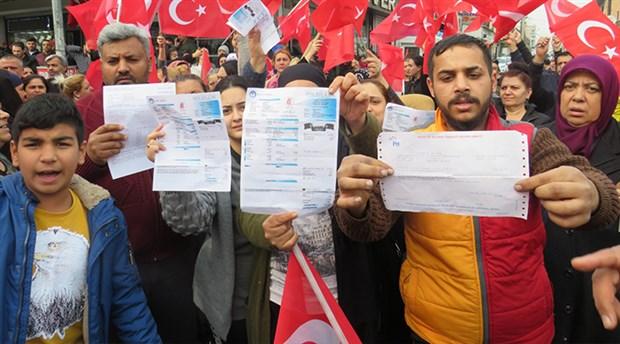 İzmir'de Roman yurttaşlar isyanda: Elektrik zulmüne son verilsin