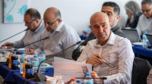 İzmir'in başkanları koordinasyon için bir araya geldi