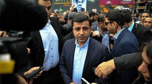 Selahattin Demirtaş'tan 'demokrasi koalisyonu' önerisi