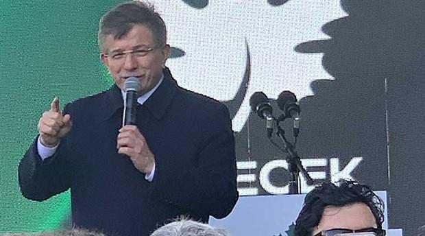 Davutoğlu: İçinden çıktığımız partilerin devamı değiliz