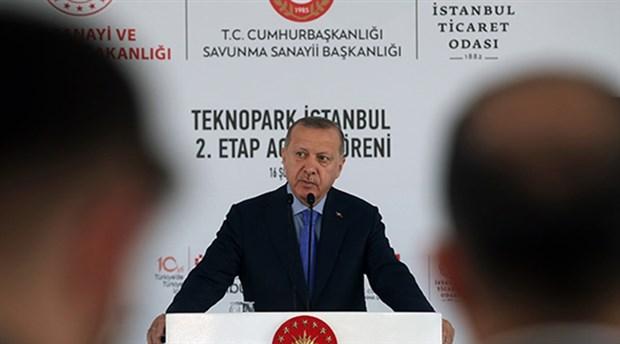 Erdoğan: Ekonomimiz yeniden yükselişe geçti