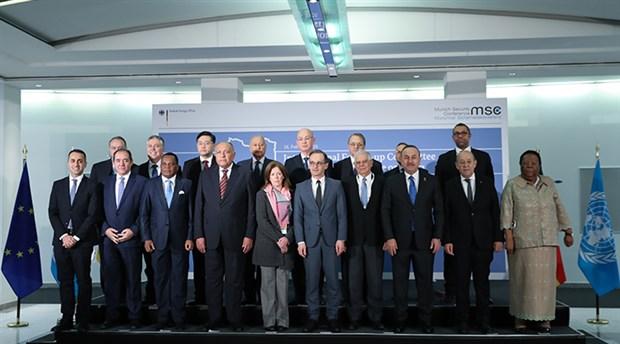 Güvenlik Konferansı sona erdi: Libya tartışıldı