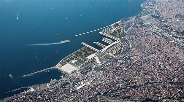 940 milyon TL'ye liman