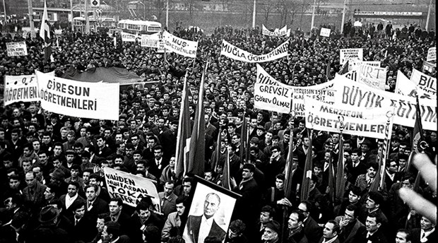 Büyük Öğretmen Yürüyüşü 51'inci yılında: Herkesi birleştirmişti