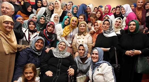 Emine Erdoğan vakıf kurdu