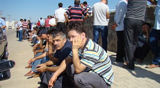 Sendikalar Suriyeli işçileri gündeme almak zorunda