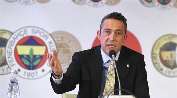 Ali Koç'tan Turkuvaz Medya'ya tepki: 'Demode yöntemlerle leke sürmeniz mümkün değil'