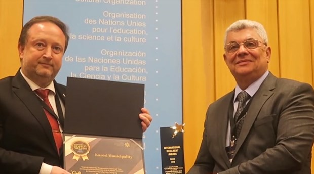 Çakma UNESCO ödülleri TBMM gündeminde: Paris'e sorduk UNESCO'nun böyle bir ödülü yok