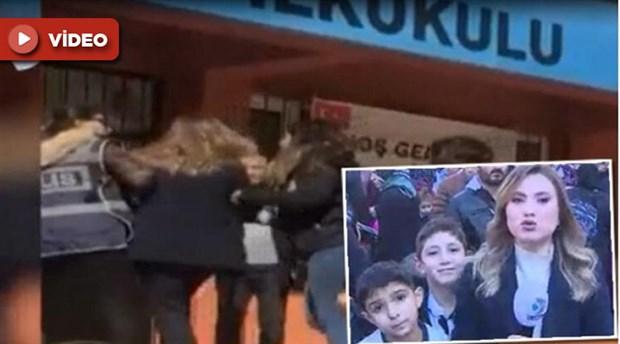 Gözaltına alınan Kanal D Haber muhabiri darp raporu aldı