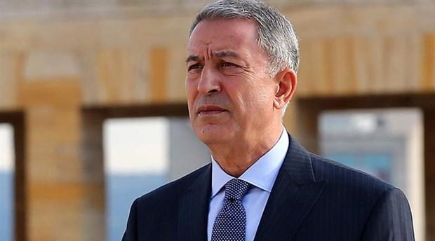 Milli Savunma Bakanı Akar'dan Patriot açıklaması