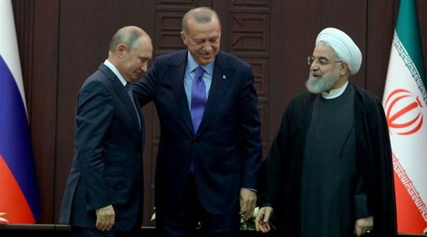Türkiye, Rusya ve İran, İdlib için bir araya gelecek